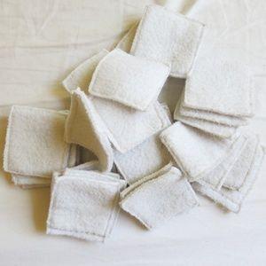 Reusable Zero Waste Facial Cotton Pads